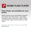 "Thumbnail image for iPhone Users ""Downloaded"" Flash 7 Million Times in December"
