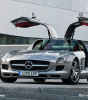 Thumbnail image for Friday Flick Find: The New SLS AMG