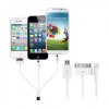 Thumbnail image for Groovy 4-in-1 cable for iOS and Android devices