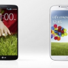 Thumbnail image for LG G2 Vs Samsung Galaxy S4