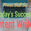 Thumbnail image for 3 Proven Skill Set of Today's Successful Content Writers