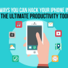 Thumbnail image for 4 Ways You Can Hack Your iPhone Into the Ultimate Productivity Tool