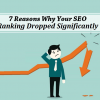 Thumbnail image for 7 Reasons Why Your SEO Ranking Dropped Significantly
