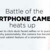 Thumbnail image for Battle of the Smartphone Camera Heats Up [Infographic]