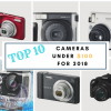 Thumbnail image for Top 10 Cameras under $100 for 2018