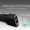 Thumbnail image for Quick Review: TATTU 30w Double USB Quick Charge 3.0 Car Charger