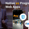 Thumbnail image for Native vs Progressive Web Apps (PWAs): Who is Winning?