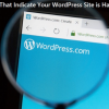 Thumbnail image for Signs That Indicate Your WordPress Site is Hacked
