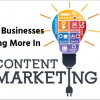 Thumbnail image for Why Are Businesses Investing More In Content Marketing?