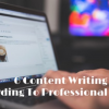 Thumbnail image for 6 Content Writing Secrets According To Professional Writers