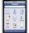 Thumbnail image for Facebook 3.0 for iPhone Released