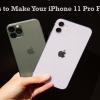 Thumbnail image for 5 Tips to Make Your iPhone 11 Pro Faster