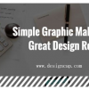 Thumbnail image for DesignCap: Simple Graphic Making Tool, Great Design Result!