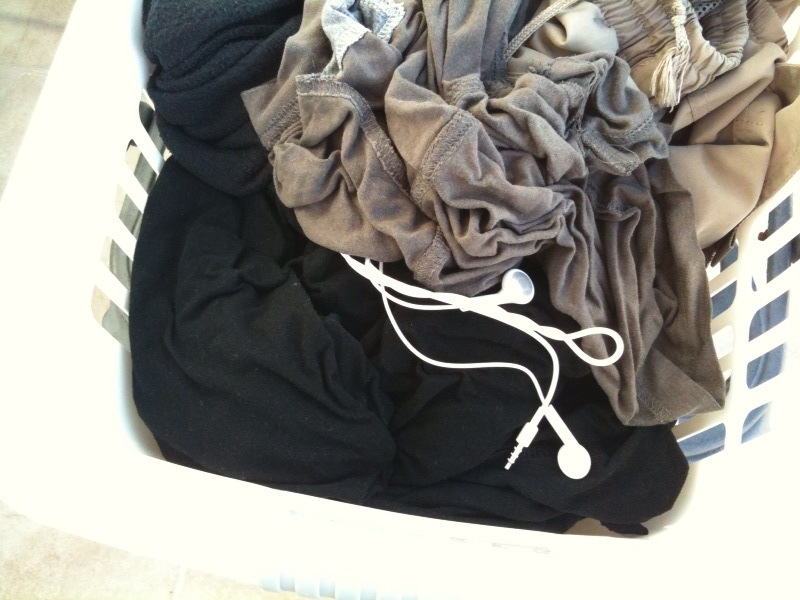 can earbuds survive the washing machine
