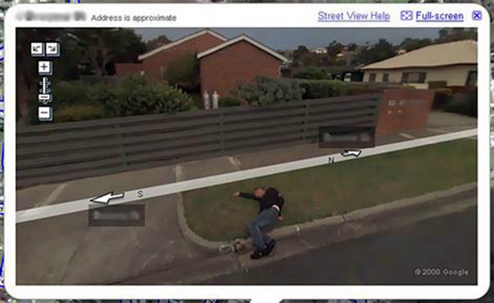 funny google. Google Street View – More