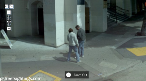 Google Street View More Funny Pictures Part Techpatio