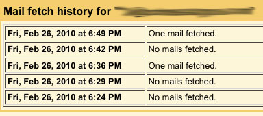 how to clean up mail and gmail