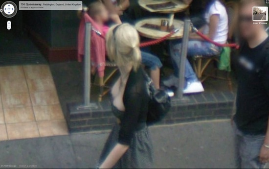 Google Street View – More Funny Pictures (Part 2 of 2)