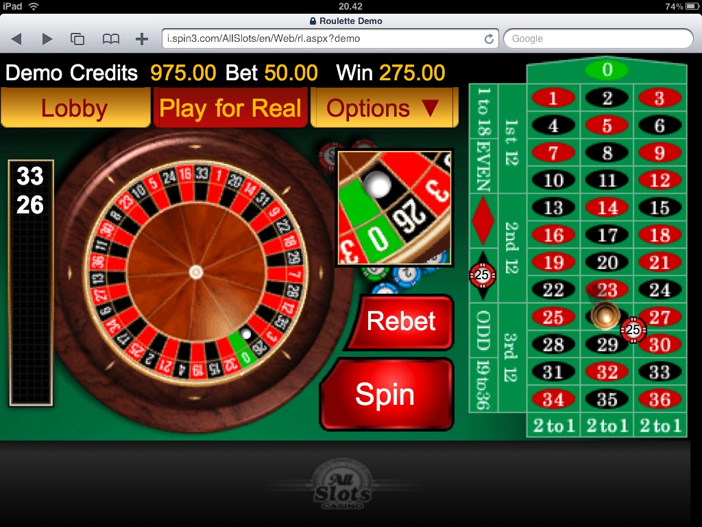 roulette casino game free download