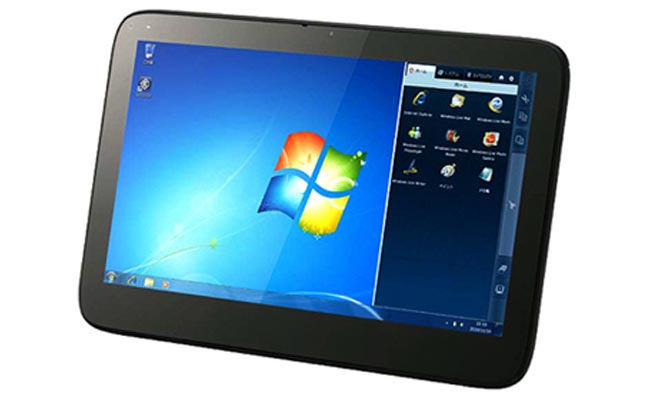 why windows 7 based tablets are always treated harshly at first techpatio. Black Bedroom Furniture Sets. Home Design Ideas