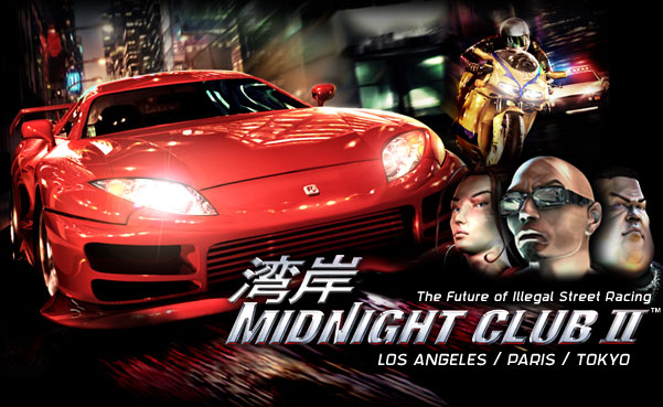 Midnight Club Ii Review The Tech Game