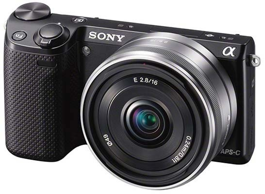 sony nex 5r the best compact camera yet techpatio. Black Bedroom Furniture Sets. Home Design Ideas