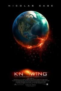 Knowing (2009) movie review, Nicolas Cage