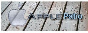 Temporary ApplePatio.com logo untill I get something better